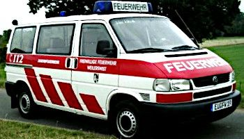 Mannschaftstransportfahrzeug Jugendfeuerwehr (MTF)