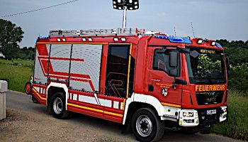 Hilfeleistungslöschgruppenfahrzeug (HLF20)