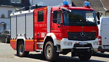 Löschgruppenfahrzeug 20 Katastrophenschutz (LF20 KatS)